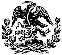 Arms of the United Mexian States